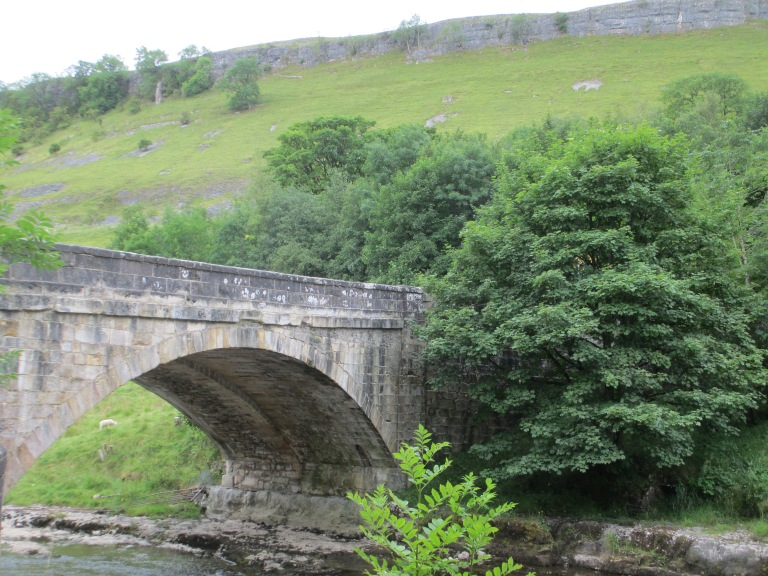 kettlewell bridge and ridge